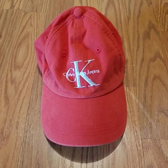 1e12af93b6543a Calvin Klein Accessories | Womens Baseball Hat | Poshmark